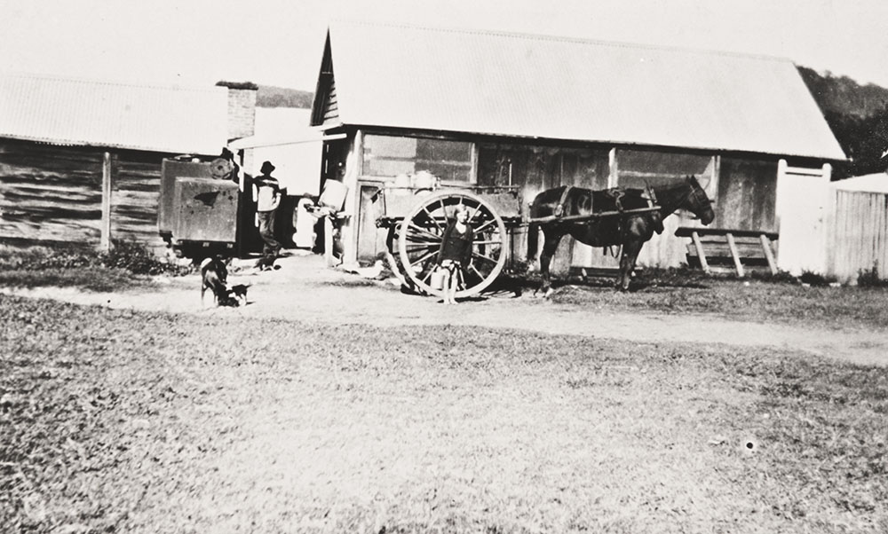 Farming at Bundanon, c. 1920